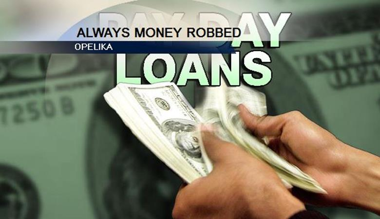 OPD investigating payday loan business robbery (Image 1)_4090