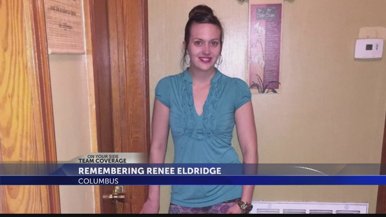 Valley Police say Renee Eldridge died of blunt force trauma to the head after recovering her body in a creek Tuesday. (Nikki Eldridge)