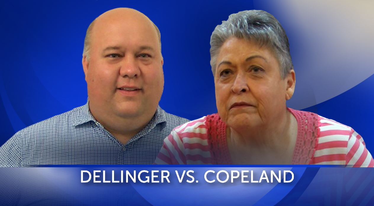 Two familiar friends, LaFaye Dellinger and Bubba Copeland, are facing off in the Smiths Station mayor's race.