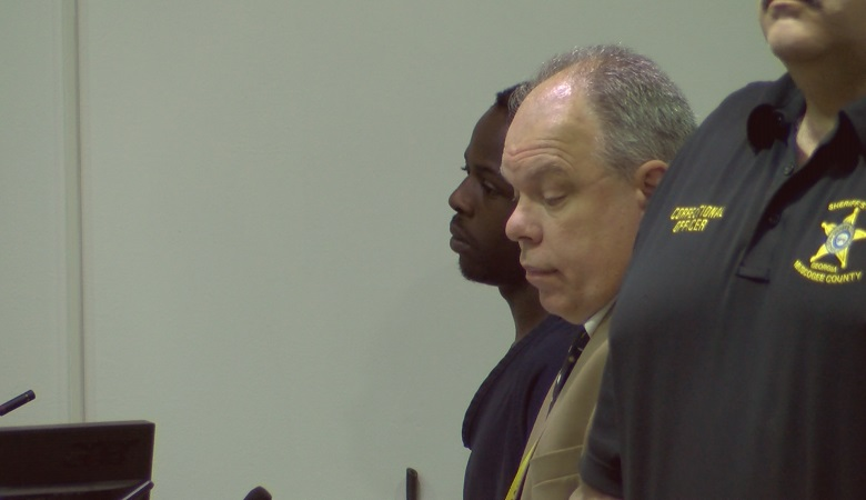 Lernard Bonner faces a murder charge in connection with the shooting death of 16-year-old Lekeshia Moses.