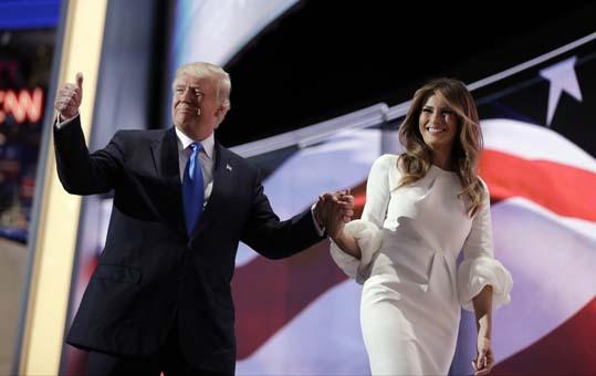 Melania Trump,Donald Trump_154105