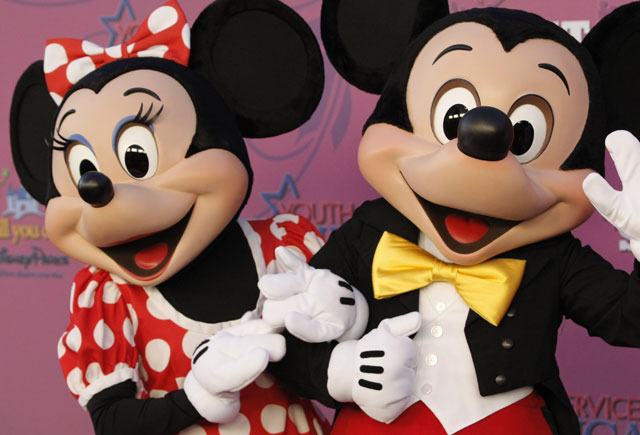Mickey and Minnie Mouse_158140