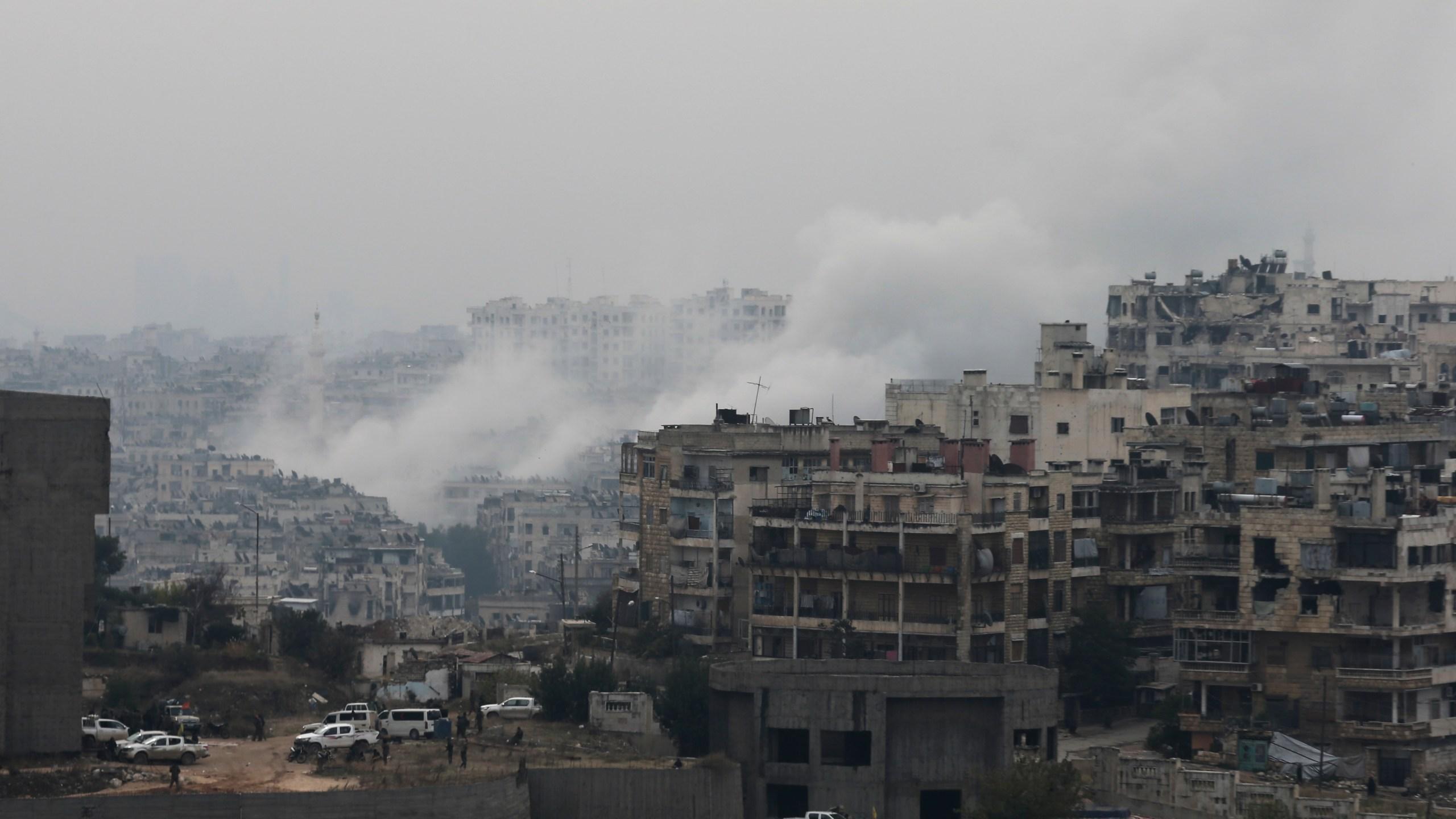 Mideast Syria_164429