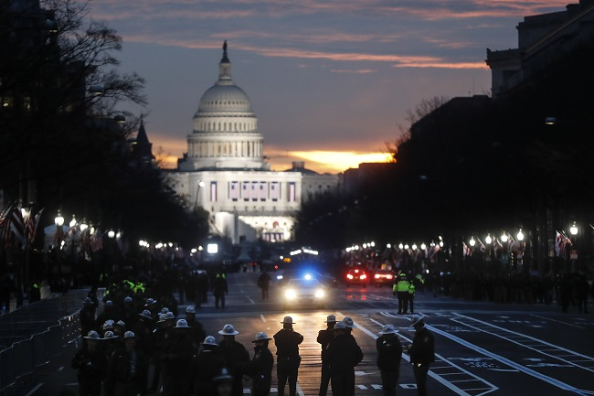 APTOPIX Trump Inauguration_173499