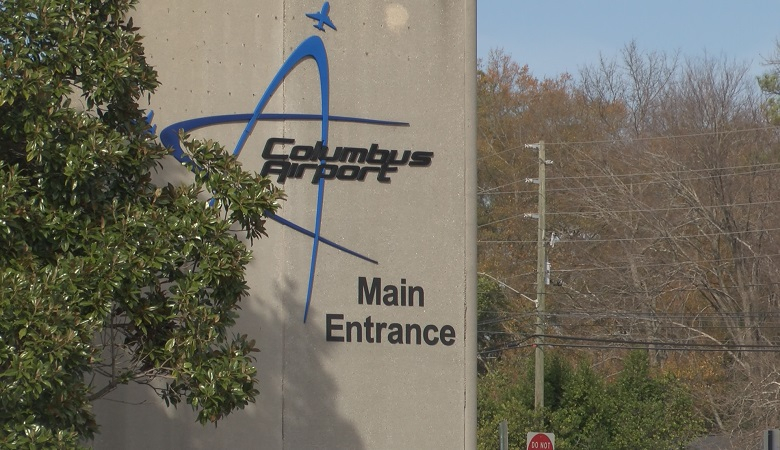 The Columbus Airport is trying to garner public interest for a possible expansion to Charlotte, NC.
