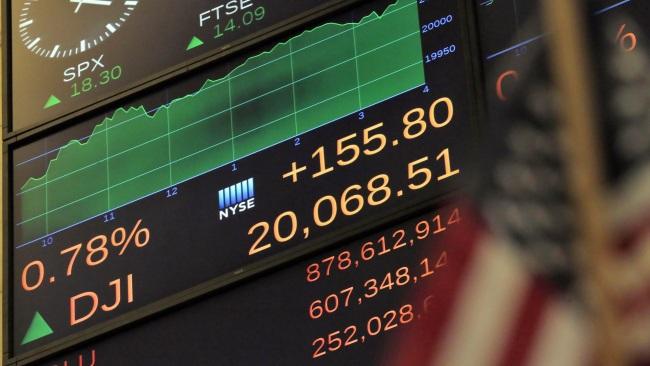 Financial Markets Wall Street_175416