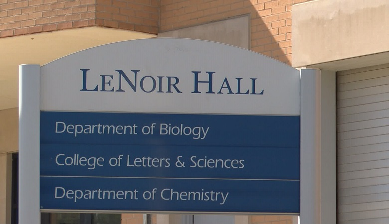 CSU will receive funding to renovate Lenoir Hall in FY18.