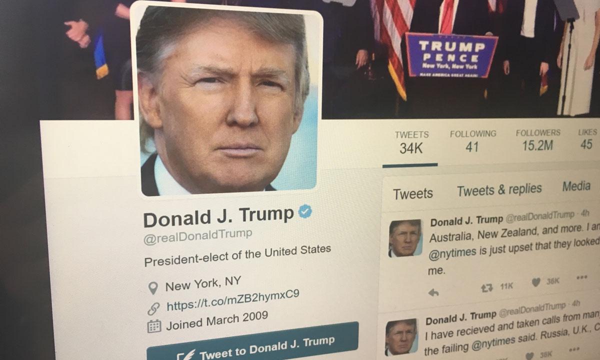 Donald Trump's Twitter_189332