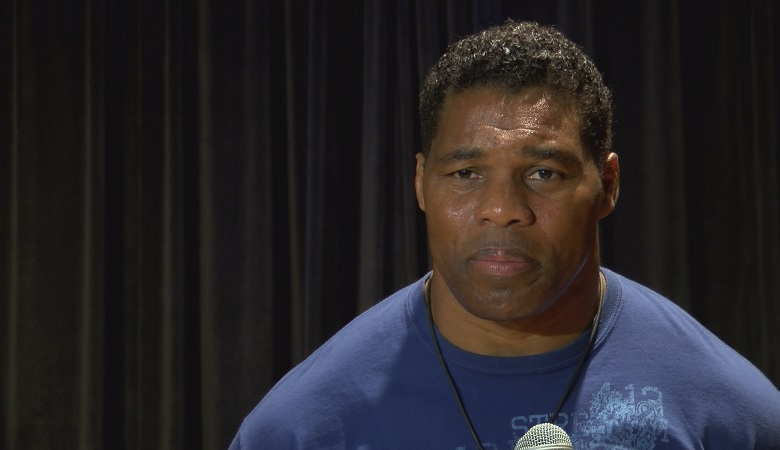 UGA football legend Herschel Walker visited Fort Benning to share his story about overcoming his behavioral disability.