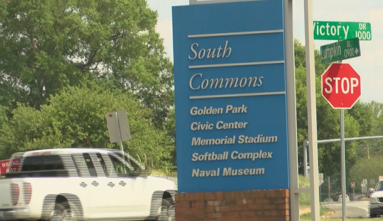 South Commons could be due for renovations pending city council considerations.