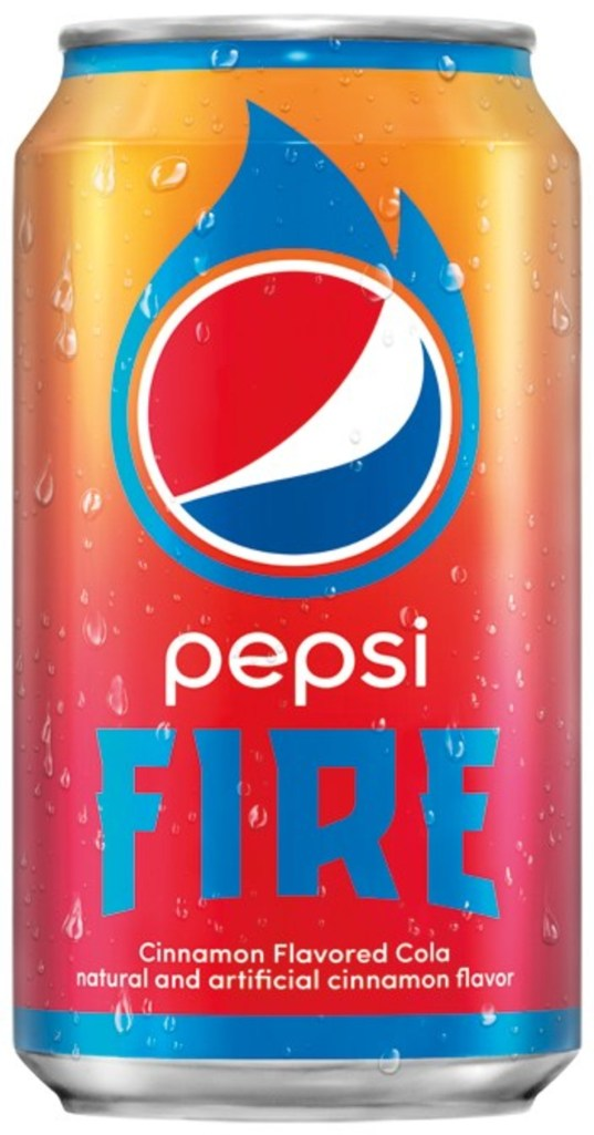 Pepsi Fire Can 12oz_226464