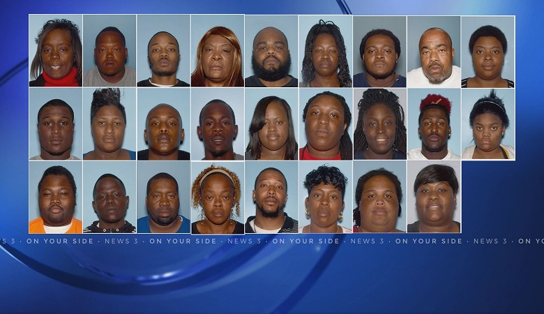 The Georgia Insurance Commissioner's Office accuse 26 suspects in an auto insurance fraud ring.