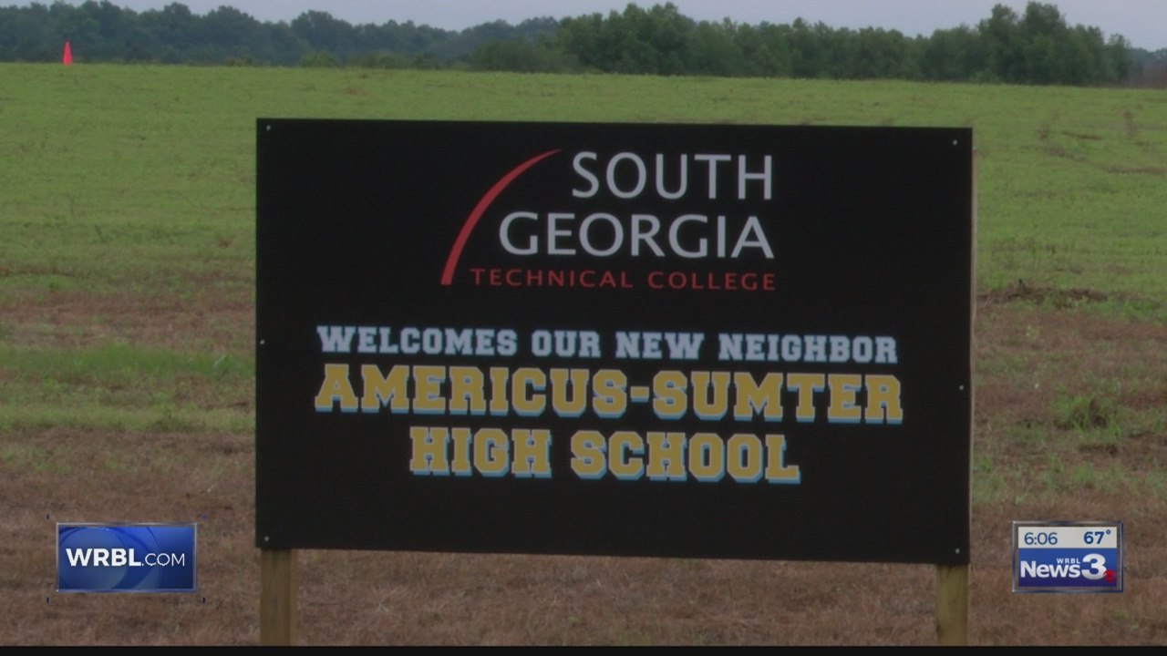 Sumter County Schools and Development Authority close land