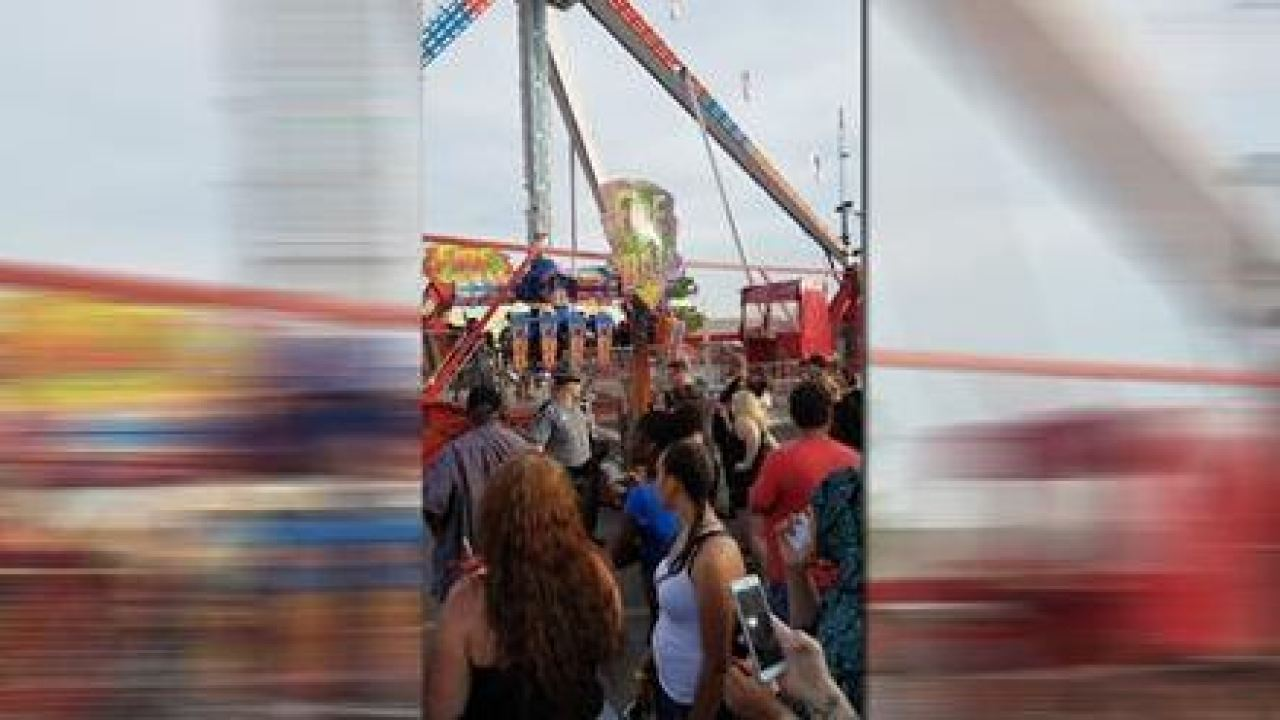1 dead, 7 critically injured after reported ride ...