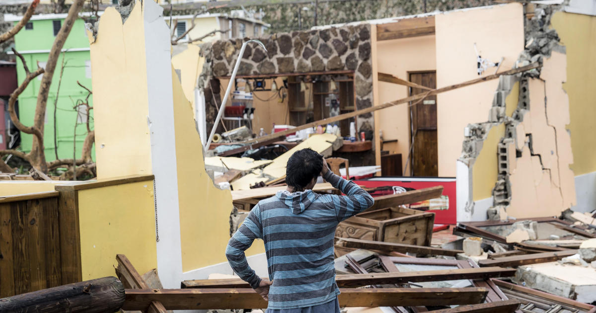 Puerto Rico In The Aftermath Of Hurricane Maria_281441