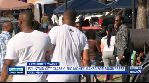 Fountain City Classic, big money maker for businesses_299512