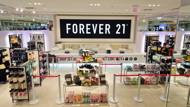 Forever 21 Opens New Chicago Store On S State Street_304486