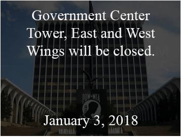 Columbus government center closed_320873