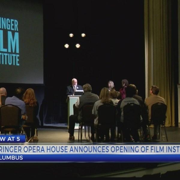 Springer Opera House announces opening of film institute