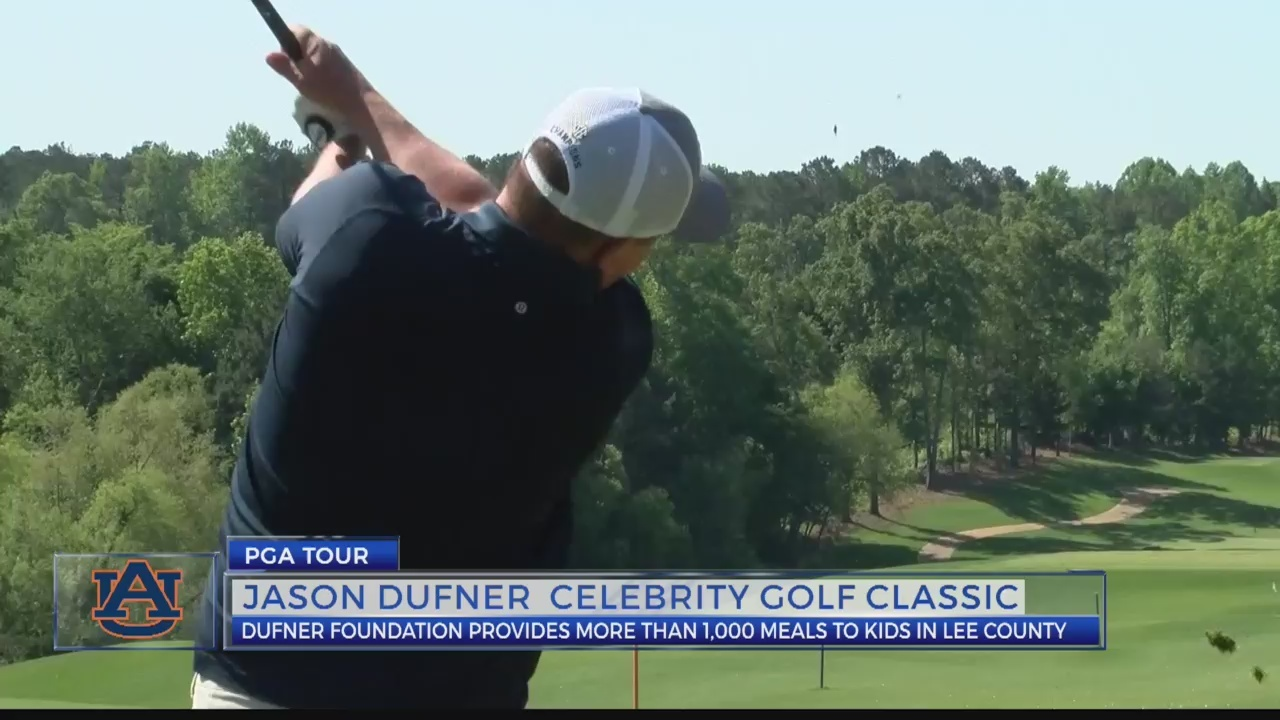 Jason Dufner Celebrity Golf Classic