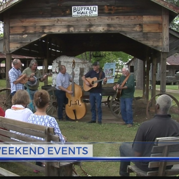 Outdoor Weekend Events May 4 - 6