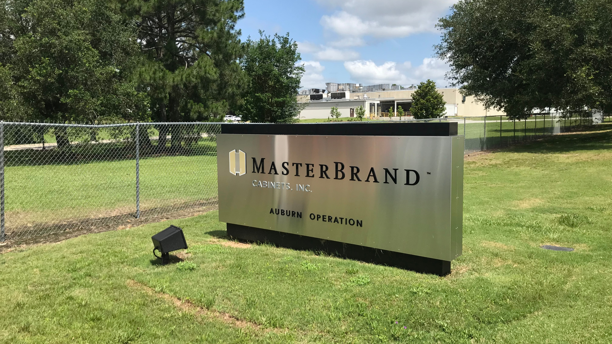Auburn Hundreds Of Workers Have Been Laid Off As Masterbrand