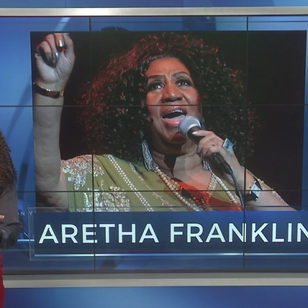 Aretha Franklin social media question