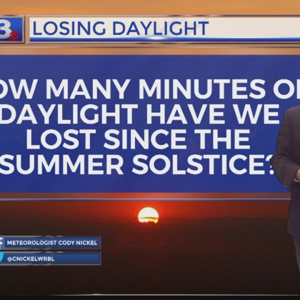 Cody's Weather Question- Wednesday, August 15, 2018