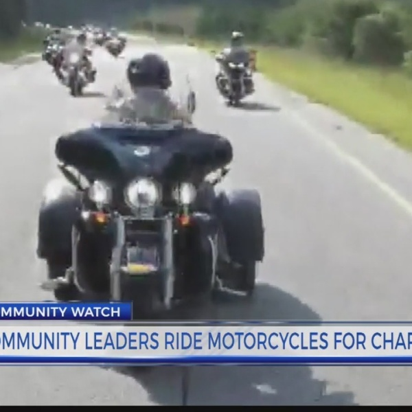 SCOTT'S RIDE: MIRACLE GANG RIDE FOR CHARITY