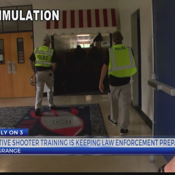 ACTIVE SHOOTER TRAINING AND PREPAREDNESS 6P
