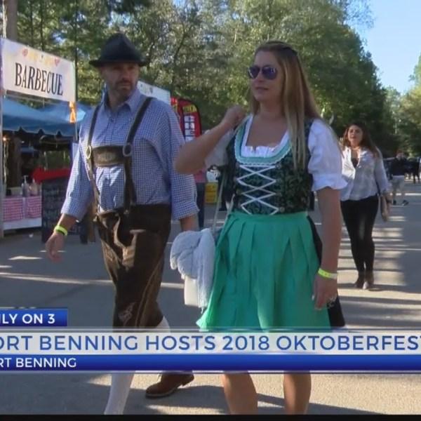 FORT BENNING 2018 OKTOBERFEST