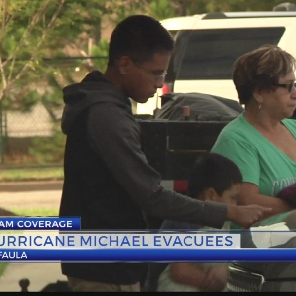 HURRICANE MICHAEL EVACUEES
