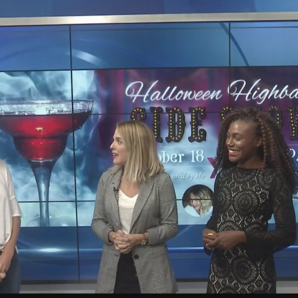 THE VIBE: HALLOWEEN HIGHBALL AT LOCAL MUSEUM