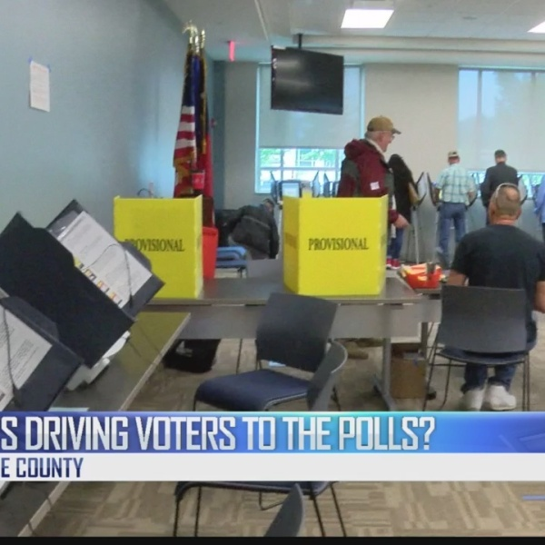 What's driving voters to the polls in Muscogee County