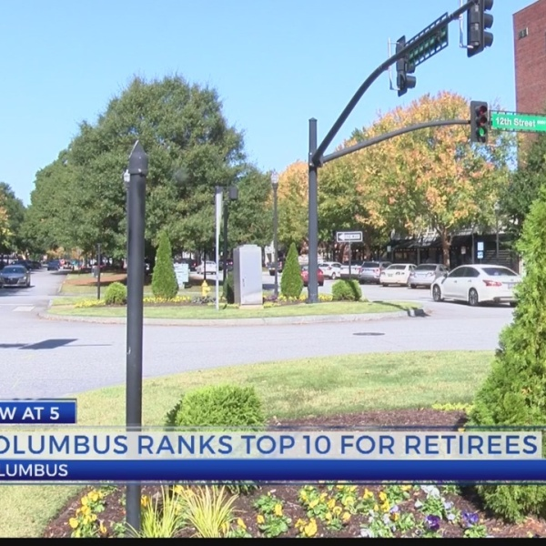 Columbus Ranks Top 10 For Retirees