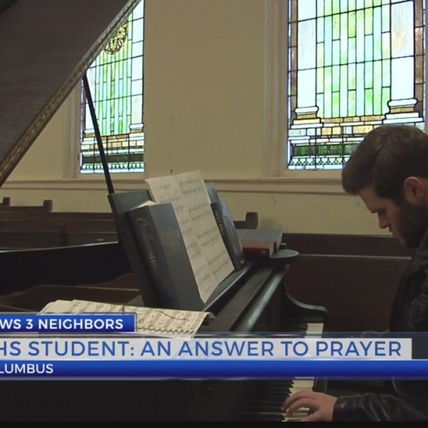 N3N: CHS student: an answer to prayer