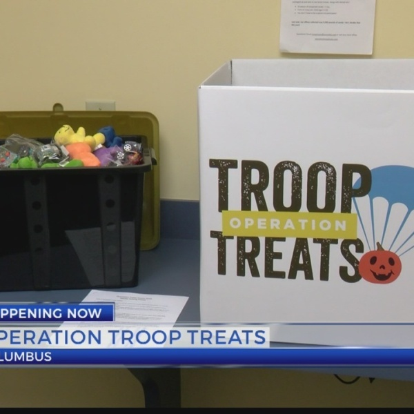 OPERATION TROOP TREATS