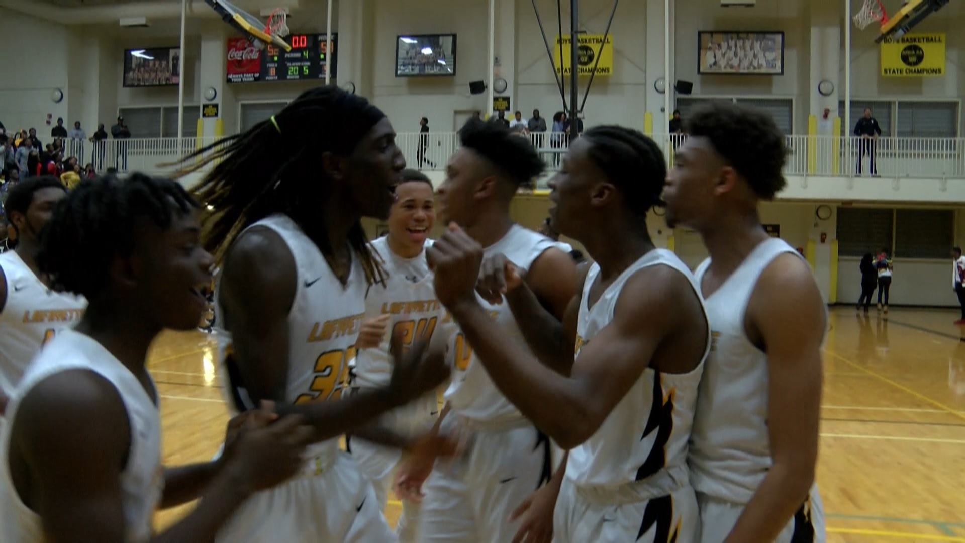 Lafayette boys beat Lanett for a 2nd time