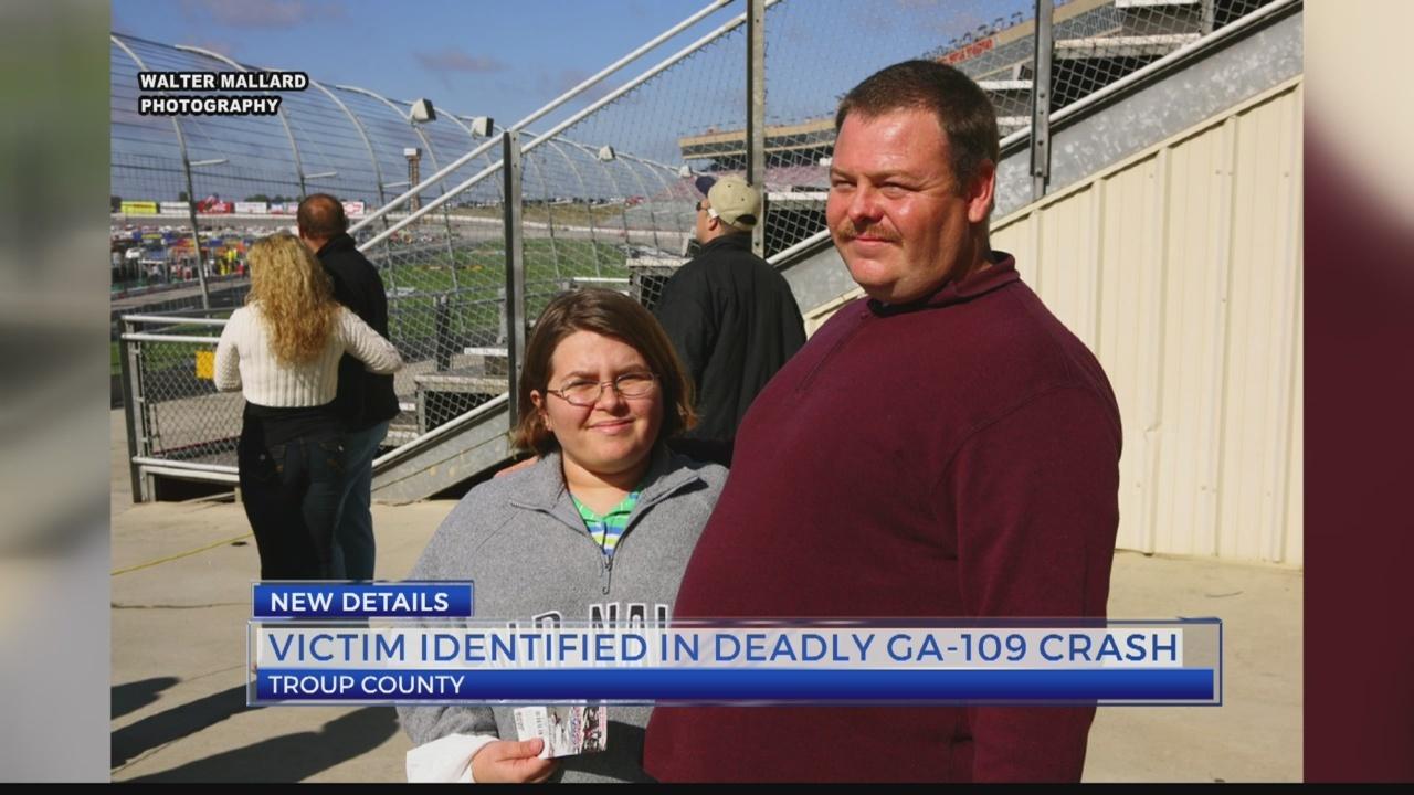 Victim identified in deadly GA-109 crash outside LaGrange