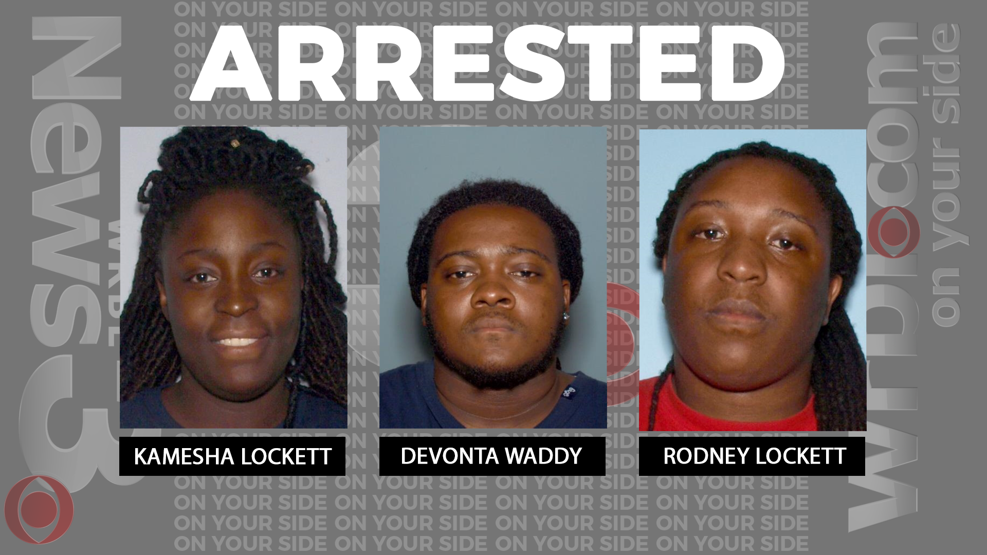 Exclusive 3 Arrested For Insurance Fraud In Columbus