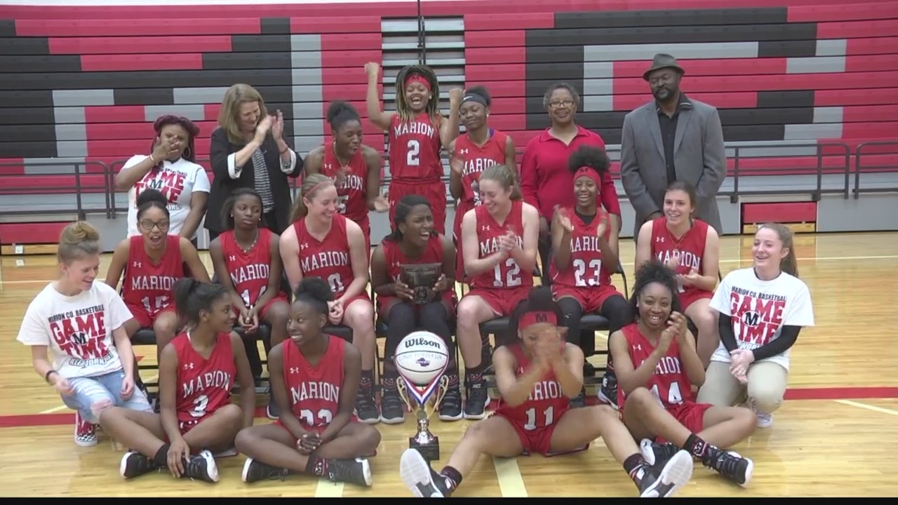 Athletes of the week: Marion County Lady Eagles