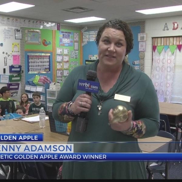 Golden Apple: Jenny Adamson