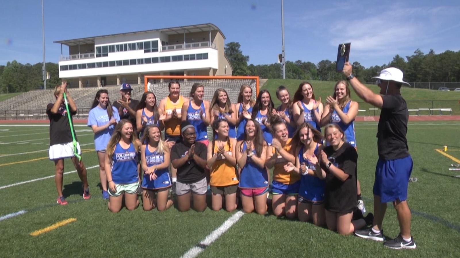 Columbus High girls lacrosse