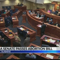 Alabama's abortion awaits Governor Ivey's signature