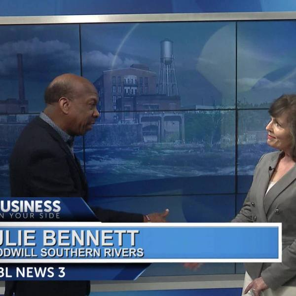 Business On Your Side: Goodwill Southern Rivers