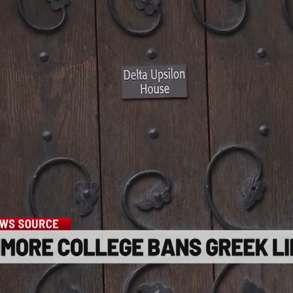 Pennsylvania college to no longer allow frats, sororities