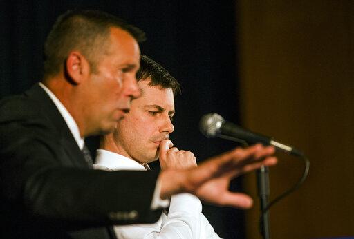 Pete Buttigieg, Scott Ruszkowski