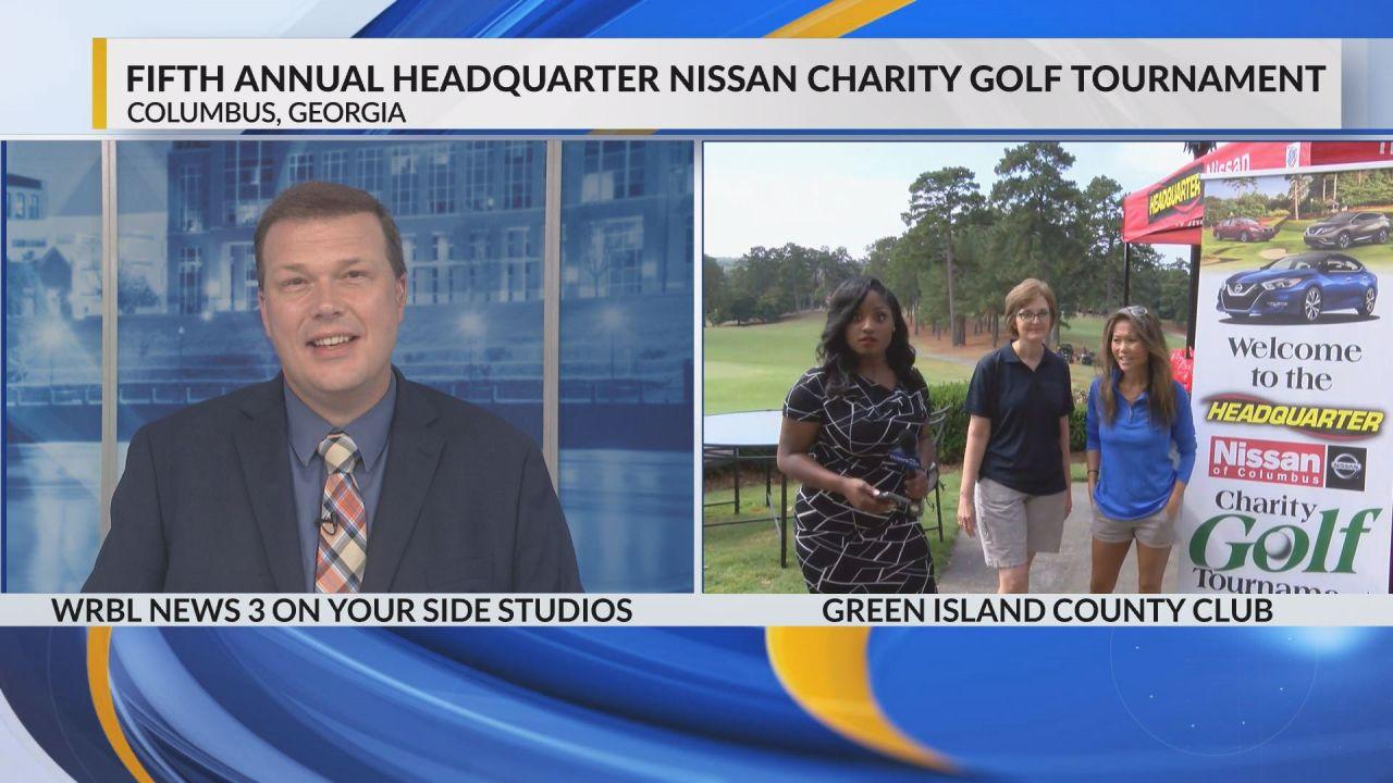 Headquarter Nissan Columbus Ga >> Fifth Annual Headquarter Nissan Charity Golf Tournament Tees