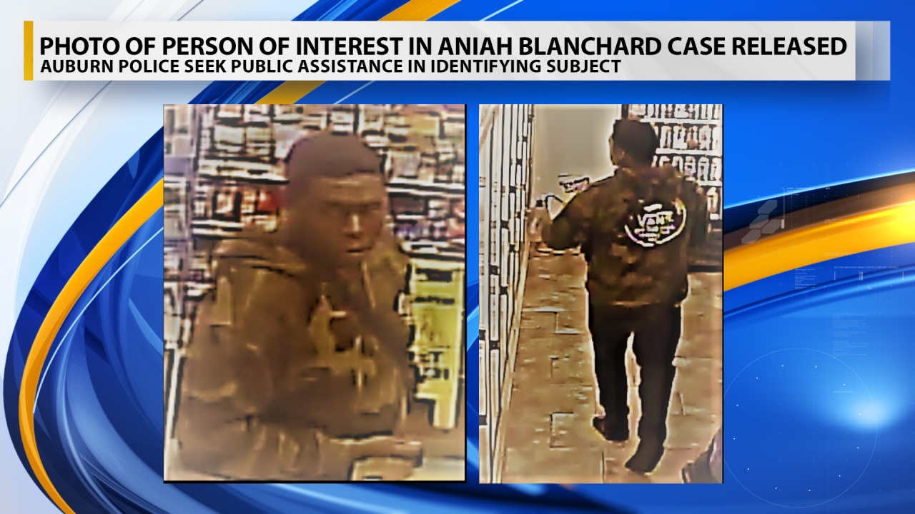 BREAKING: Police Looking For Person Of Interest In Aniah