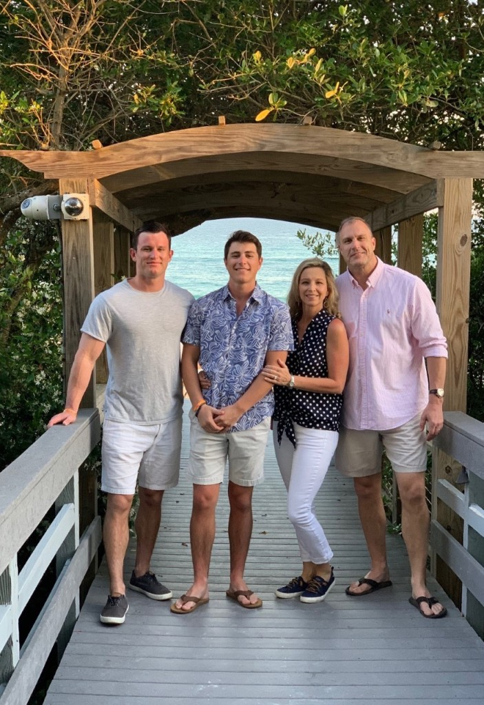 Auburn family urges precautions after son's COVID-19 diagnosis